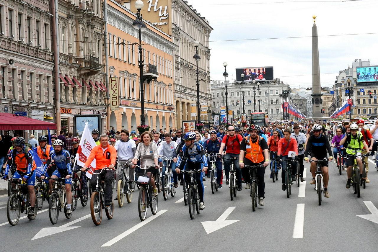 Велопарад 2017