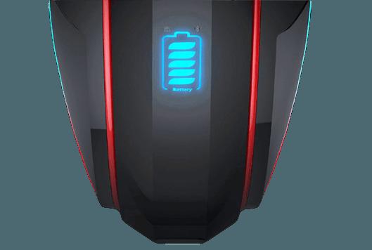 inmotion v8 индикатор заряда