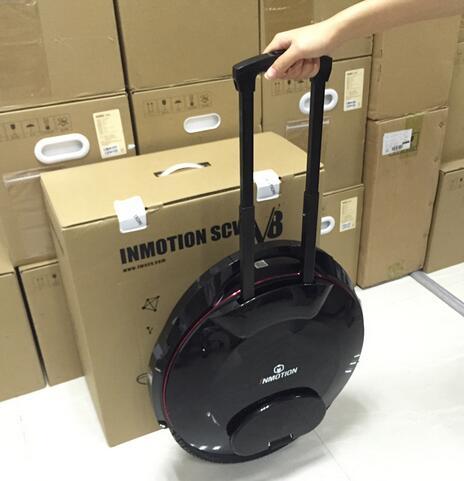 inmotion v8 коробка