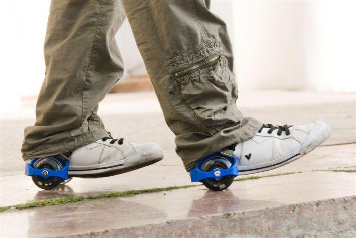 Ролики на обувь