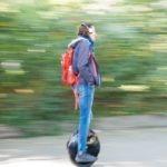 Моноколесо - игрушка или транспортное средство?