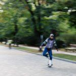 Одесситы нашли альтернативу автомобилям и велосипедам
