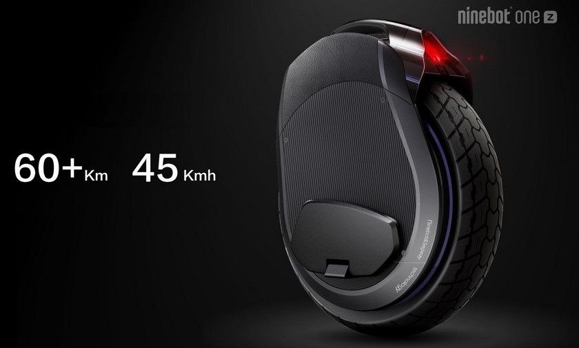 Моноколёса Ninebot One Z (Z6, Z8 и Z10): быстрые и выносливые