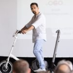В Минске прошла презентация прототипа самоката OGO