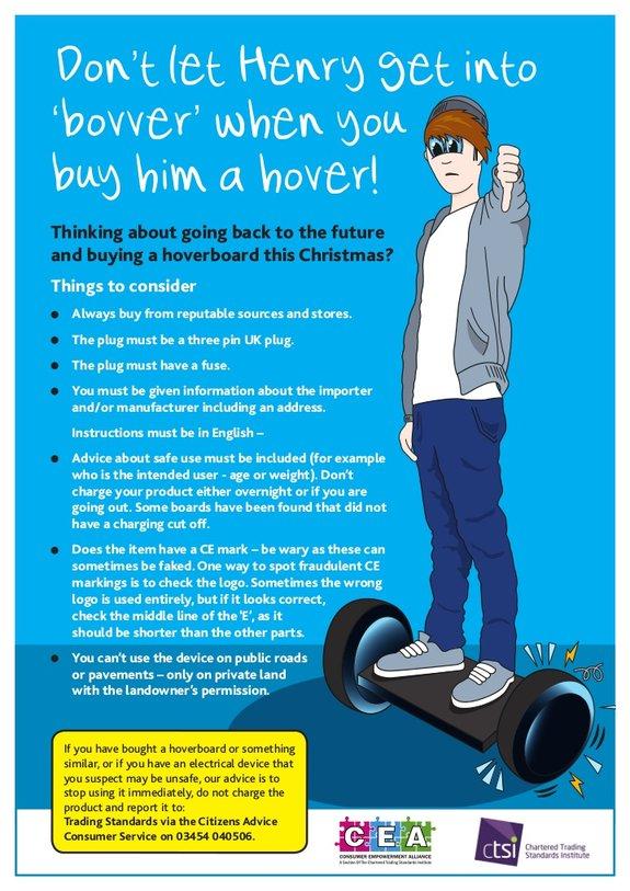Британcкая листовка с советами: как не убиться, купив гироцикл