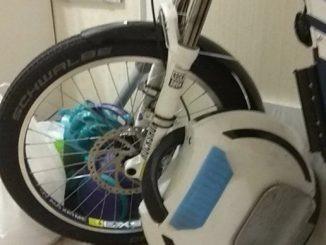 Электровелосипед и моноколесо