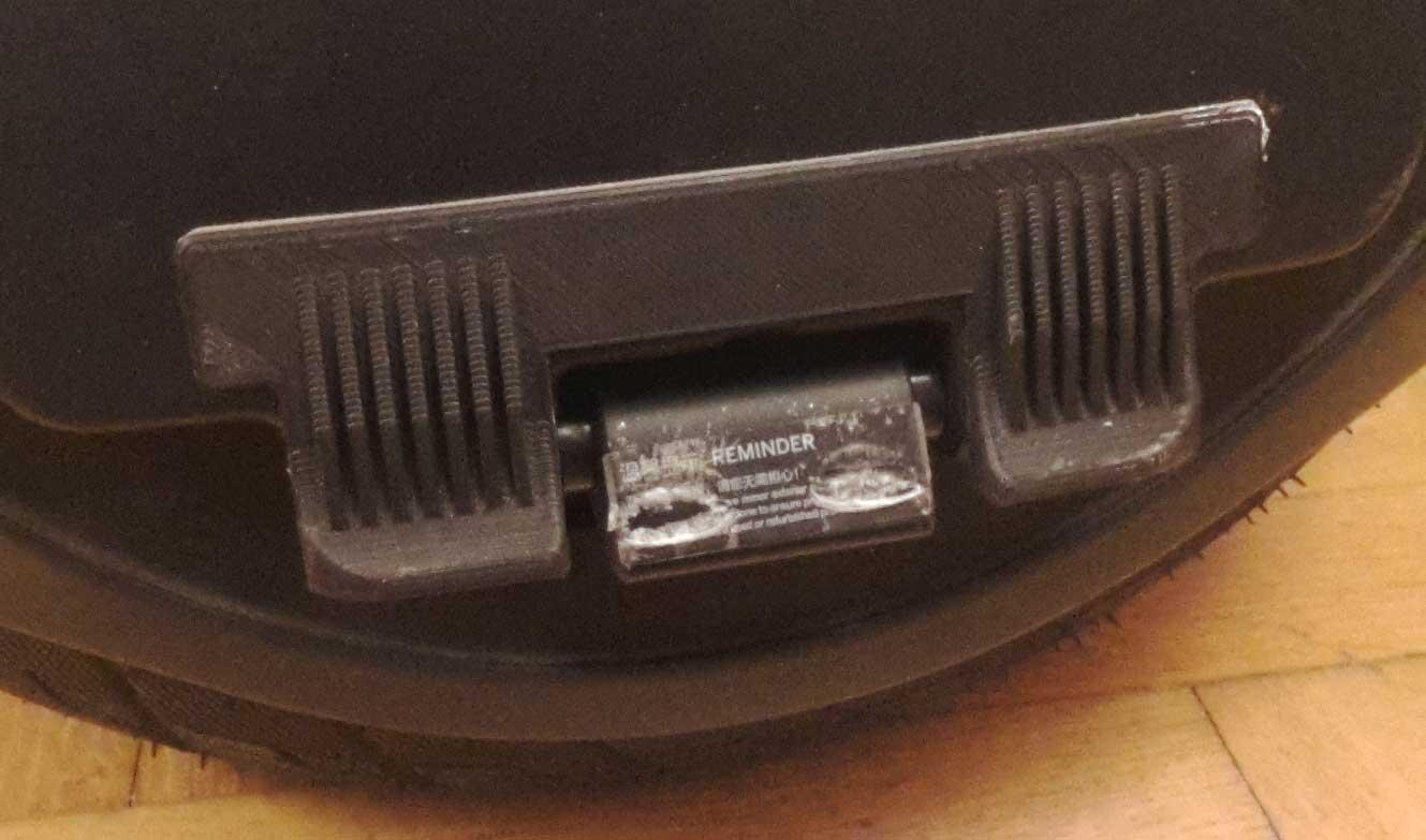 Открывашка педалей для NineBot Z