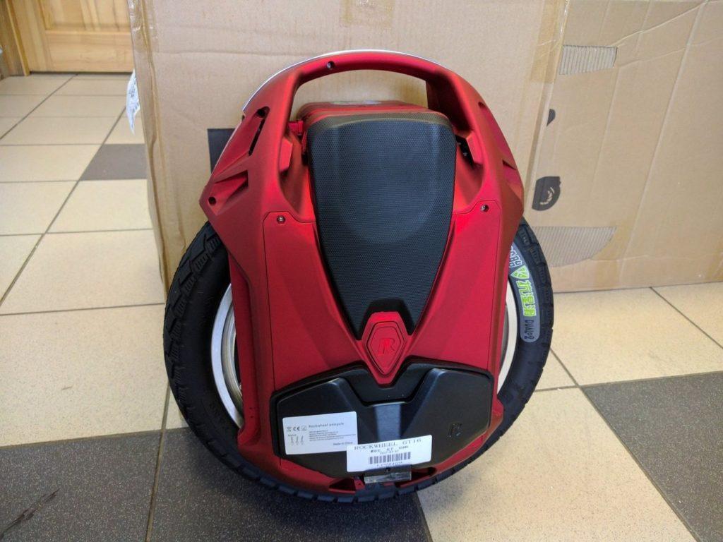 Красный RockWheel GT16