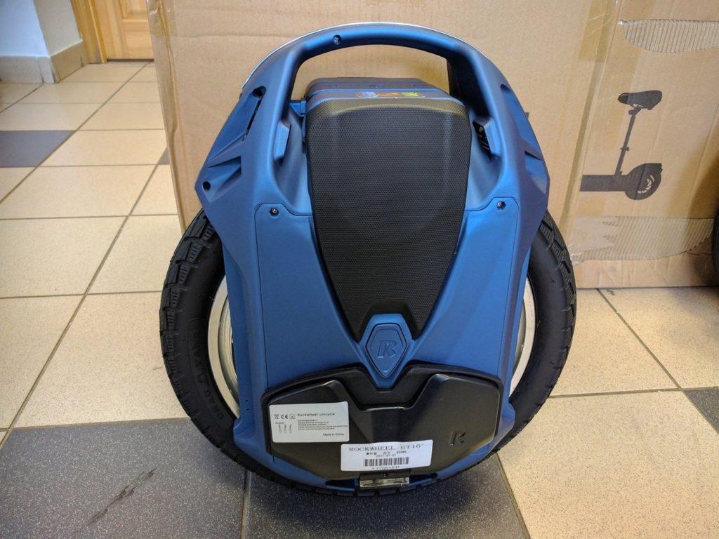 Синий RockWheel GT16