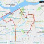 10 лучших моноколёсных маршрутов по Питеру