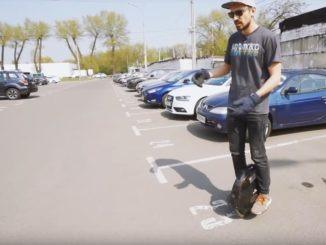 Моноколесо: транспортное средство или игрушка?