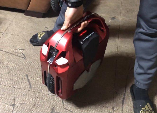 Iron 100 c трёх киловаттным мотором