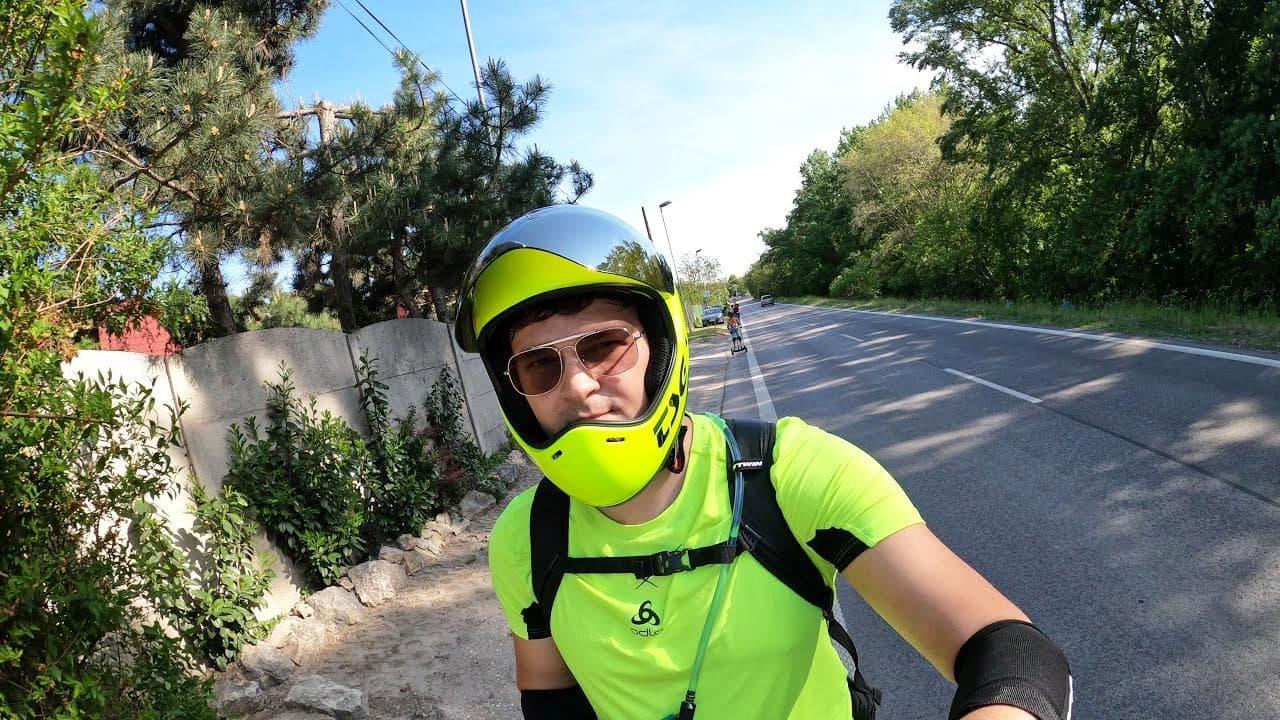 Шлем для моноколеса TSG — pass solid