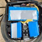 Изготовление батареи увеличенной ёмкости для моноколеса