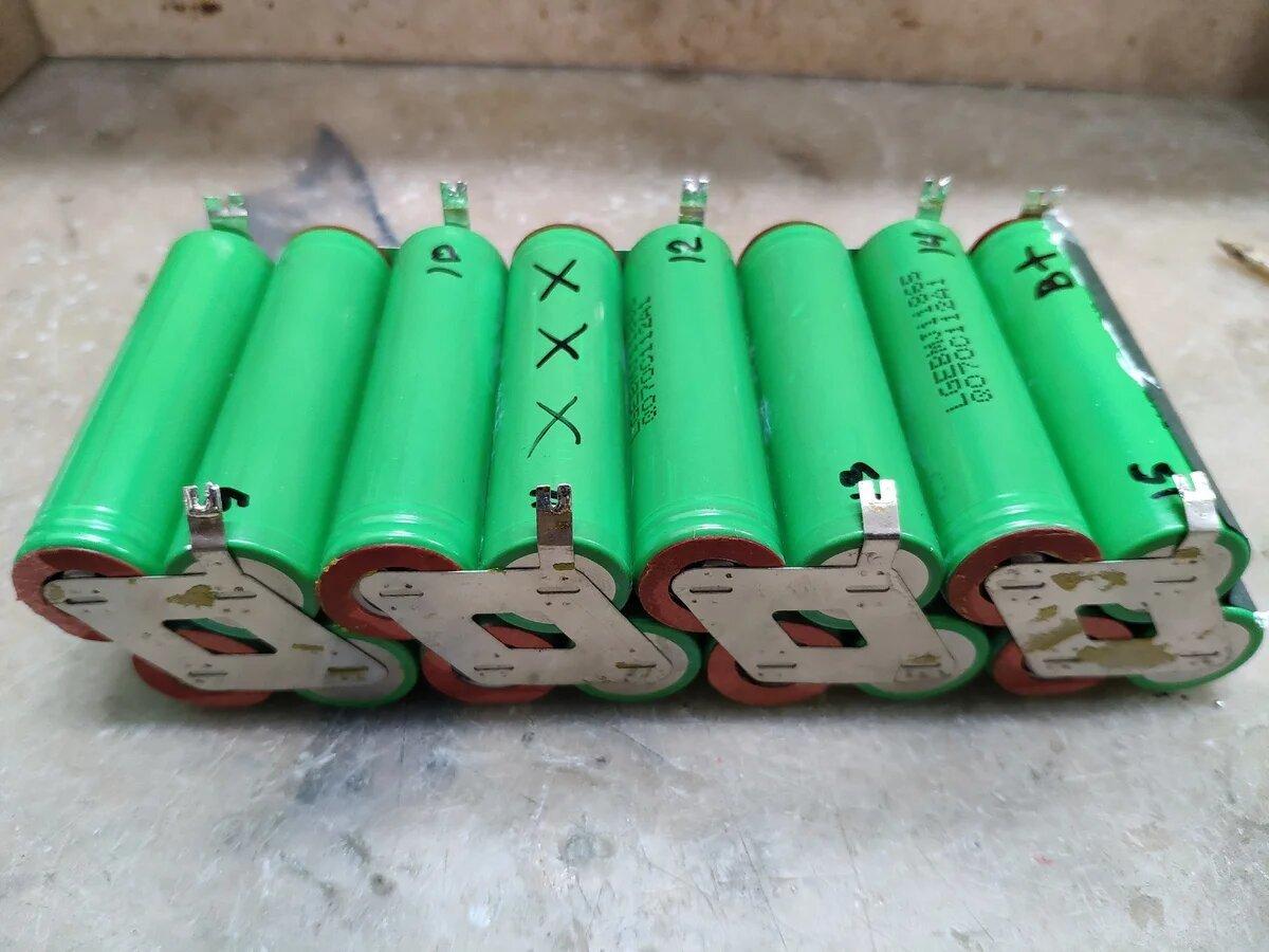 Как починить литий-ионную батарею моноколеса?