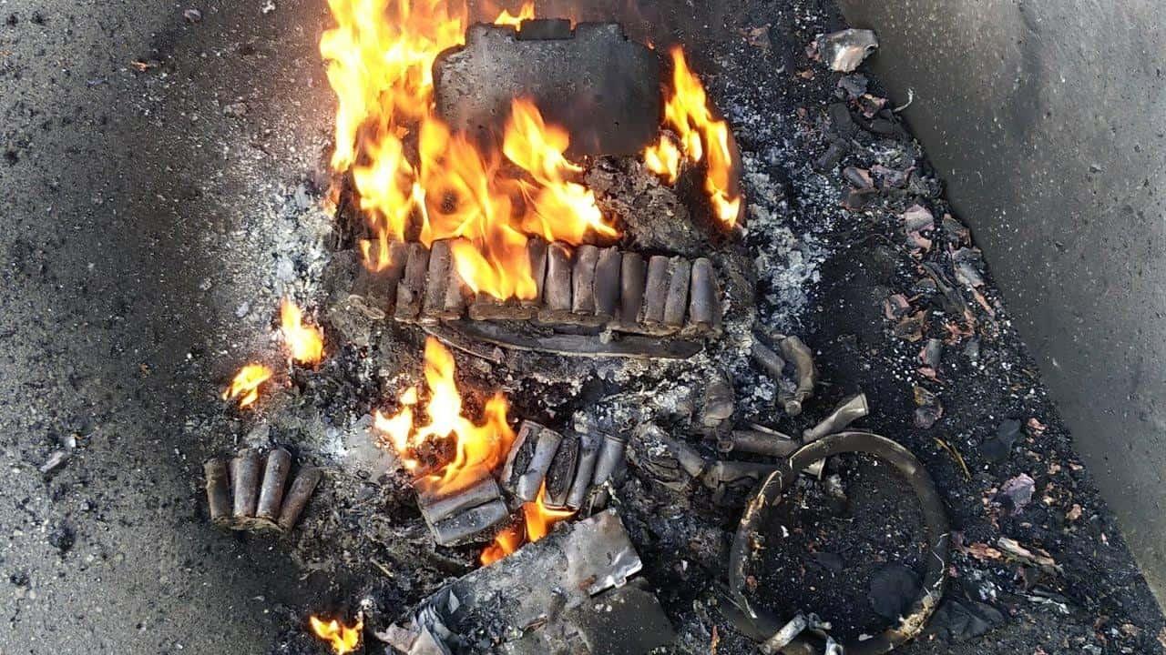 Моноколесо сгорело в пыль. История одного супа