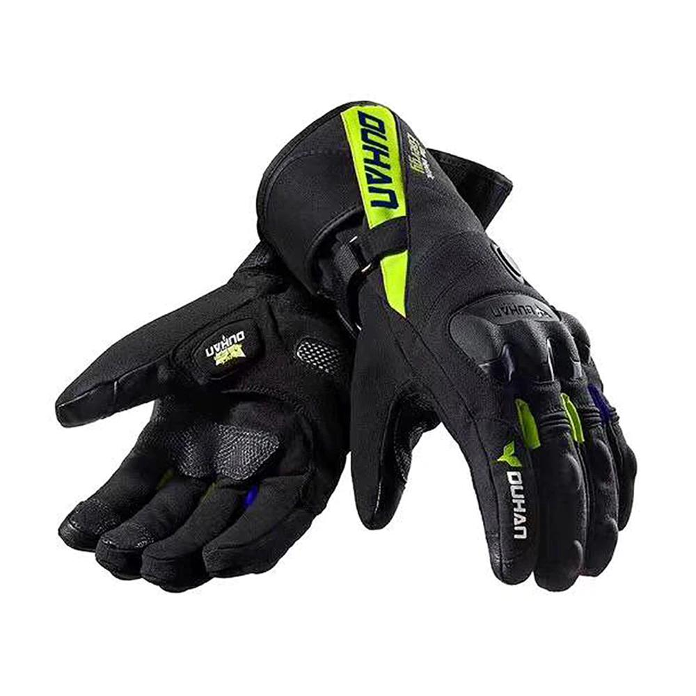 Достаточно круты перчатки DUHAN с электроподогревом