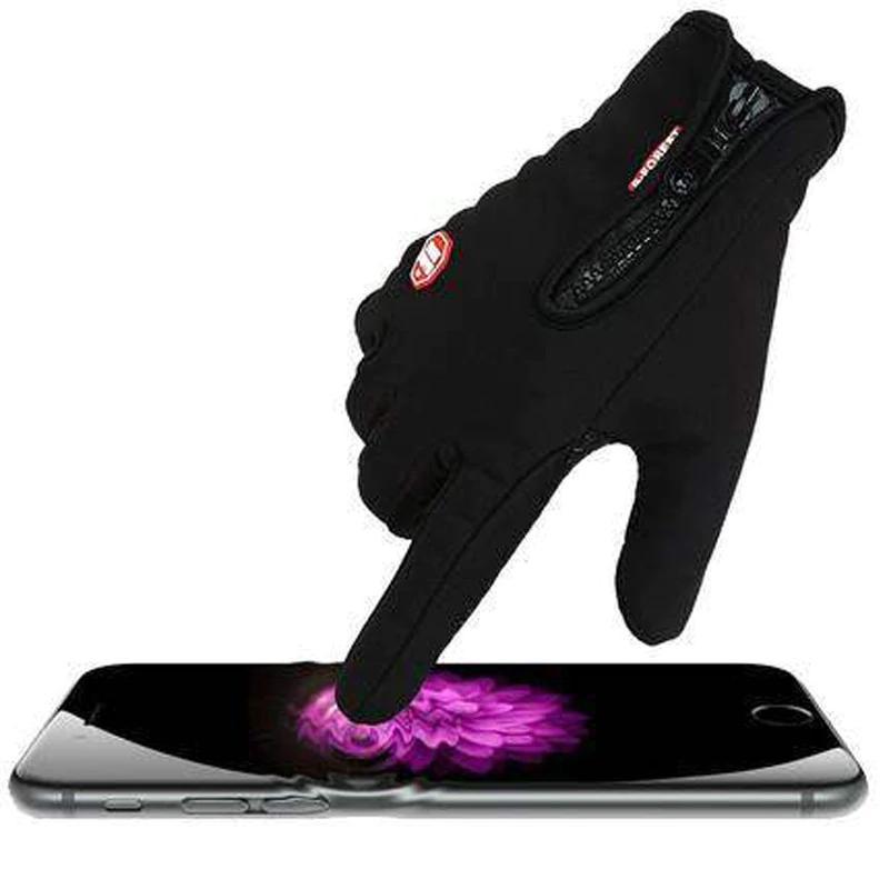 Недорогие перчатки для околонулевых температур