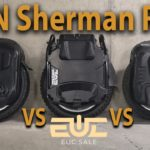 Сравнительный тест Begode EXN и RS (HS) против Veteran Sherman